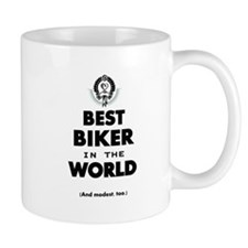 The Best in the World – Biker Mugs
