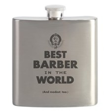 The Best in the World – Barber Flask