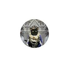 July/Lickycat2/King Licky Mini Button