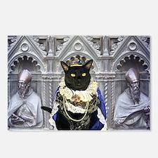 July/Lickycat2/King Licky Postcards (Package of 8)