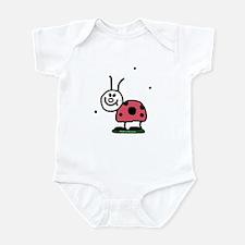 K80 the Ladybug Infant Bodysuit