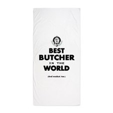 The Best in the World – Butcher Beach Towel
