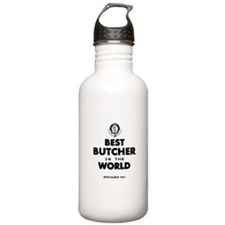 The Best in the World – Butcher Water Bottle