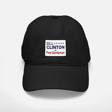 Bill Clinton For First Gentleman Baseball Hat