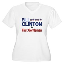 Bill Clinton For First Gentleman T-Shirt