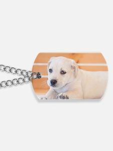 LabPuppy Dog Tags