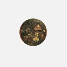 Fairytale of the Dwarf by Klee Mini Button