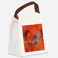 Groynes by Paul Klee Canvas Lunch Bag