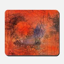 Groynes by Paul Klee Mousepad