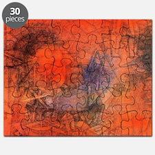 Groynes by Paul Klee Puzzle