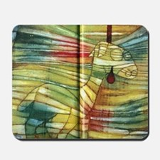 The Lamb by Klee Mousepad