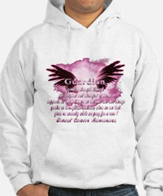 Guardian Angel serenity prayer Breast Cancer Aware