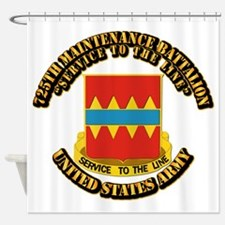 DUI - 725th Maintenance Battalion With Text Shower