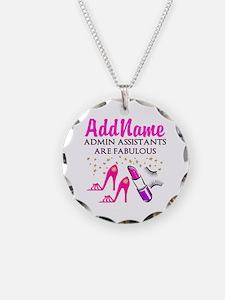 BEST ADMIN ASST Necklace