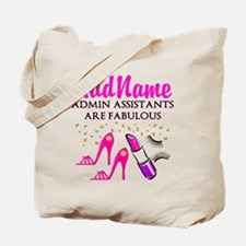 BEST ADMIN ASST Tote Bag