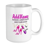 Administrative assistant day Large Mugs (15 oz)