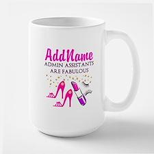 BEST ADMIN ASST Mug