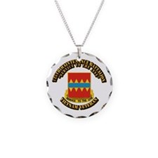 Army - 725th Maintenance Battalion Necklace