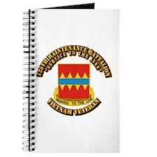 Army - 725th Maintenance Battalion Journal