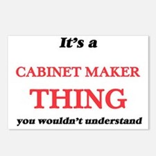 It's and Cabinet Make Postcards (Package of 8)