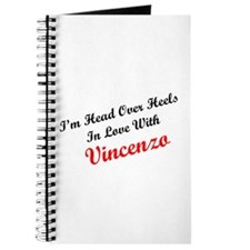 In Love with Vincenzo Journal
