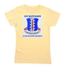 1-187 IN RGT WITH TEXT Girl's Tee