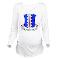 101ST AB DIV 3BCT-18 Long Sleeve Maternity T-Shirt