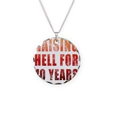 Hell70 Necklace Circle Charm