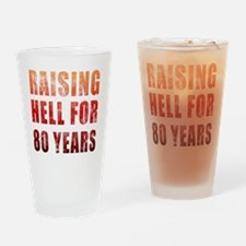 Hell80 Drinking Glass