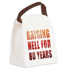 Hell80 Canvas Lunch Bag