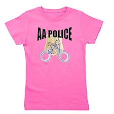 aa-police Girl's Tee