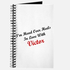 In Love with Victor Journal