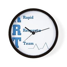 Rapid Response Team Wall Clock