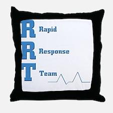 Rapid Response Team Throw Pillow