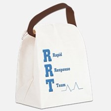 Rapid Response Team Canvas Lunch Bag
