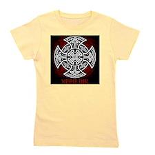 red sheild shirt Girl's Tee