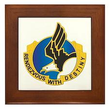 DUI - 101st Airborne Division Framed Tile