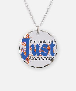 JustAboveAverage Necklace