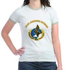 DUI - 101st Airborne Division with Text T
