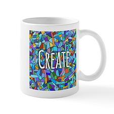 Create - inspiring words Mugs