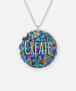 Create - inspiring words Necklace