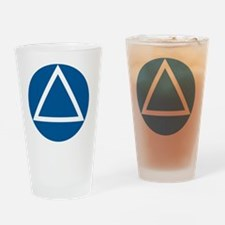 Unity Symbol Drinking Glass