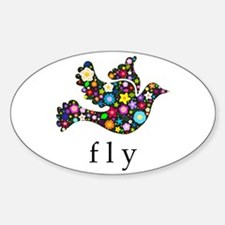 Fly - Soar and Be Free Decal