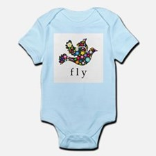 Fly - Soar and Be Free Body Suit