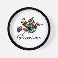 Freedom Bird Wall Clock