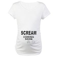 SCREAMing baby coming soon Shirt