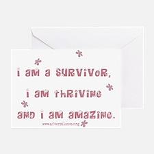 I am Amazing Greeting Cards (Pk of 10)