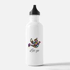 Let Go Bird Sports Water Bottle