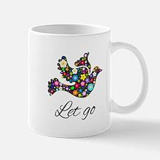 Let Go Bird Mugs