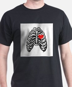 X-ray Heart T-Shirt